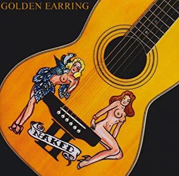 Golden Earring Naked II CD Naked 2