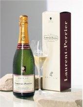 Champagner Laurent Perrier Brut L-P Geschenkverpackung
