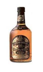 Chivas Regal 12 ears old 0,7L Liter (40% Vol.)