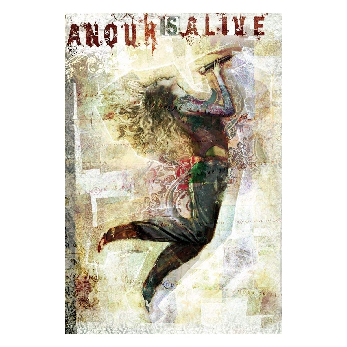 Anouk - Is Alive [2 DVD] Double Doppel