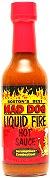 Mad Dog Liquid Fire Hot Sauce