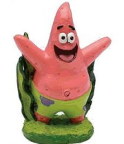 Aquarium Dekoration Figur Patrick