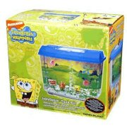 Spongebob Aquarium Komplettset inklusive Zubehör !