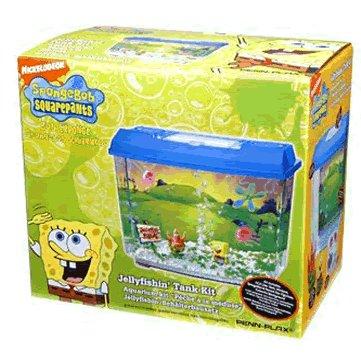 Spongebob aquarium komplettset inklusive zubeh r for Aquarium komplettset