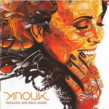 Anouk - Paradise and back again [Audio CD]