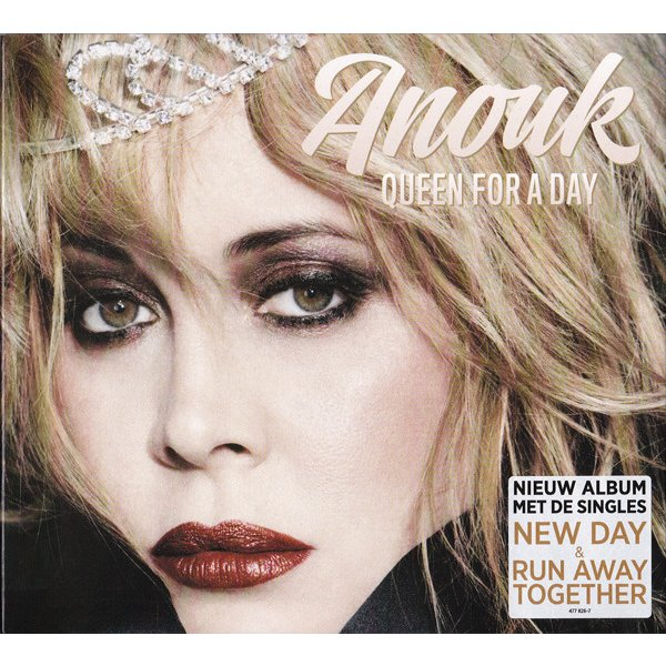 Anouk - Queen for a day - limited [Audio CD] Digipack