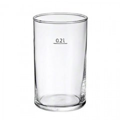 12 vanwell altbierbecher altbier gl ser glas mit eichstrich 0 2l. Black Bedroom Furniture Sets. Home Design Ideas