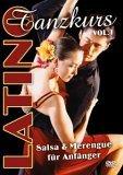 TANZEN LERNEN Tanzkurs Salsa & Merengue DVD deutsch