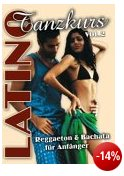 TANZEN LERNEN Tanzkurs Reggaeton & Bachata DVD deutsch