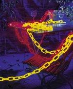 LED Kettenlicht 2 Meter gelb TÜV UV Hellum 567243