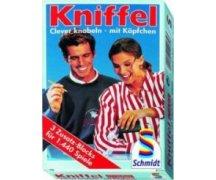 Kniffel-Block 3 Blocks für 1440 Spiele Schmidt Spiele