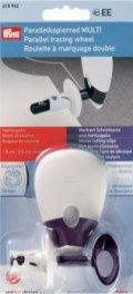Prym 610943 Parallelkopierrad MULTI ergonomic