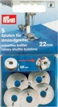 Prym 611352 Nähmaschinenspulen Metall für Umlaufgreifer