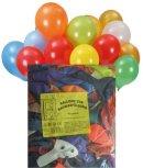 Ballons zur Raumbefüllung bunt sort. 400gr ca.140-150