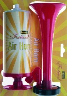 Mini Fanfare Air Horn kein Gas nötig Druckluft Fanfare TOP!