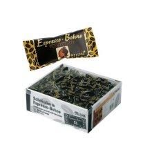 Hellma Espressobohnen in Zartbitterschokolade 400 St.