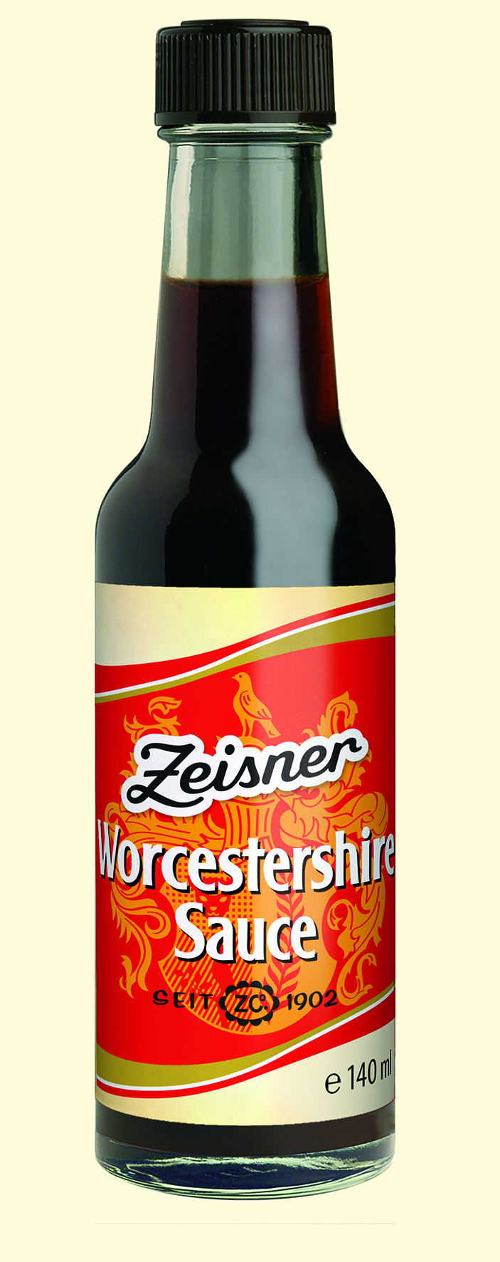 Zeisner Worcestershire Sauce 140ml Glasflasche