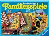 Ravensburger 01315 Familienspiele mit Holzspielsteinen!