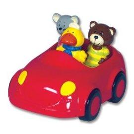 Mein Fahr- und Spaß-Auto Lustiges Spielauto Ministeps