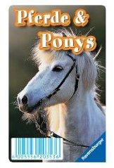 Pferde & Ponys Quartett RAVENSBURGER 20353
