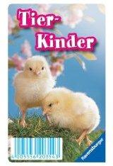Tierkinder Quartett RAVENSBURGER 20354
