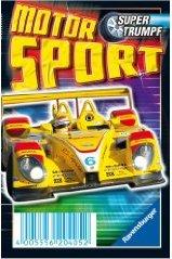Motor Sport Supertrumpf Quartett RAVENSBURGER 20405