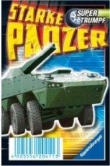 Panzer Supertrumpf Quartett RAVENSBURGER 20411