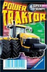Power Tractor Supertrumpf Quartett RAVENSBURGER 20412
