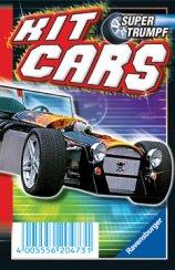 Kit Cars Supertrumpf Quartett RAVENSBURGER 20473