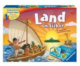 Ravensburger 21958 - Land in Sicht! Merk- und Suchspiel