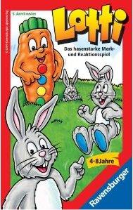 Ravensburger 23162 - Lotti Karotti Mitbringspiel