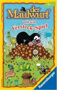 Ravensburger 23244 - Maulwurf Versteckspiel - Mitbringspiel