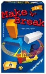 Ravensburger 23263 - Make'n Break Mitbringspiel