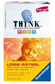 Ravensburger 23294 - Think Kids Logik-Rätsel
