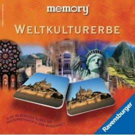 Ravensburger 26377 - Weltkulturerbe memory®