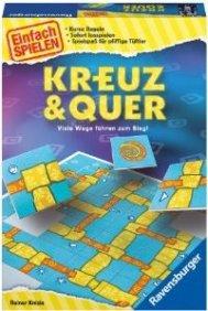 Ravensburger 26559 - Kreuz und Quer
