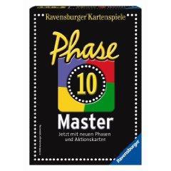 Ravensburger 27124 - Phase 10, Master