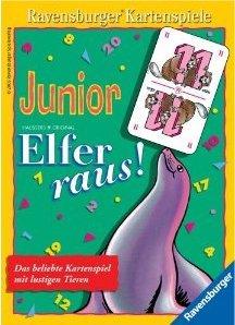 Ravensburger 27161 - Junior Elfer raus!