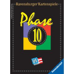 Ravensburger 27164 - Phase 10