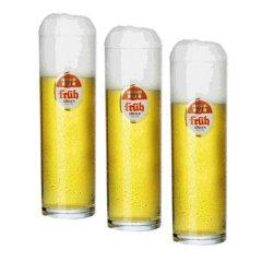 6 Frühkölsch Früh Kölsch Kölner Stange Kölsch Glas Kölschglas 0,2l