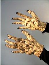 Latex- Krallenhände aus Latex 1 Paar
