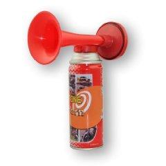 Signalhorn Signal-Horn Tröte Fanfare Gashupe Druckluft