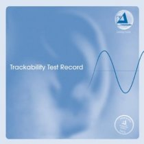 Trackability Test Record (180g) [Vinyl LP] Clearaudio
