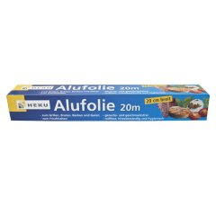 Alufolie 20 Meter - 29cm, 9,5u