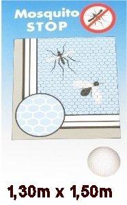 Moskitonetz 130x150 Insektenschutznetz Fliegengitter UV