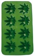 Eiswürfelbereiter Eiswürfelform Cannabis Eiswürfel-Schale