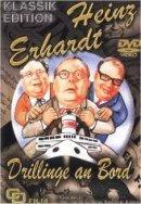 DVD HEINZ ERHARDT - Drillinge an Bord neu/ovp !