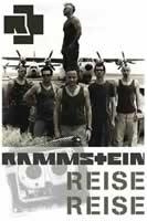 z RAMMSTEIN Fan-POSTER Reise Reise Grossformat NEU/OVP