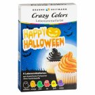 Brauns-Heitmann Lebensmittelfarbe Crazy Colors Happy Halloween 6 x 4 g