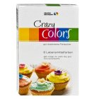 Brauns-Heitmann Crazy Colors Lebensmittelfarbe 6x4g